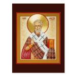 St Martin of Tours Prayer Card Post Cards