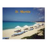 St. Martin postcard