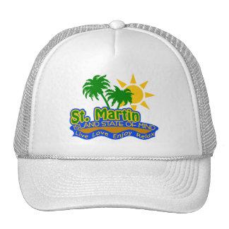St. Martin State of Mind hat - choose color