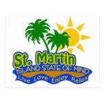 St. Martin State of Mind postcard