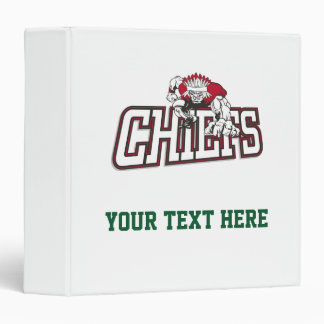 St Martin Youth Football Chiefs 3 Ring Binder