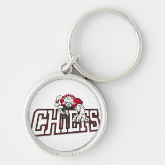 St Martin Youth Football Chiefs Keychain