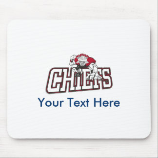St Martin Youth Football Chiefs Mouse Pad