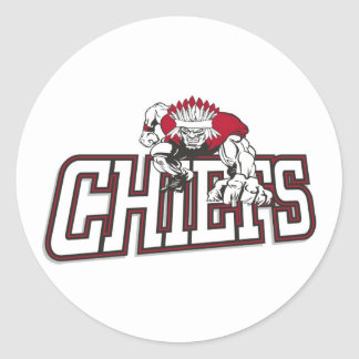 St Martin Youth Football Chiefs Sticker