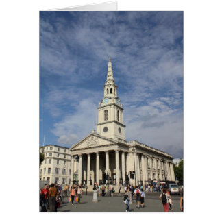 St Martins in the Field Greeting Card