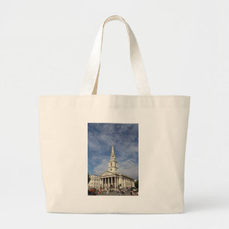 St Martins in the Field Large Tote Bag