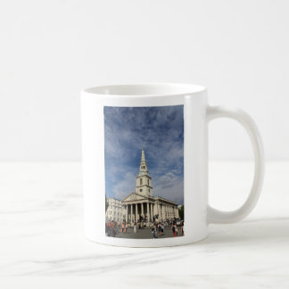 St Martins in the Field Basic White Mug