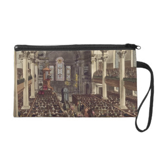St Martins in the Fields, from 'Ackermann's Microc Wristlet Clutches