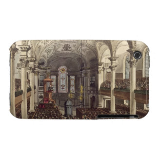St Martins in the Fields, from 'Ackermann's Microc iPhone 3 Covers