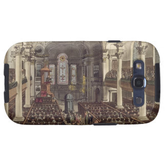 St Martins in the Fields, from 'Ackermann's Microc Galaxy S3 Case