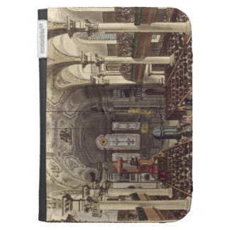 St Martins in the Fields, from 'Ackermann's Microc Kindle Cases
