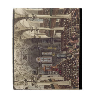St Martins in the Fields, from 'Ackermann's Microc iPad Folio Case