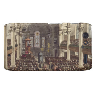 St Martins in the Fields, from 'Ackermann's Microc Motorola Droid RAZR Covers