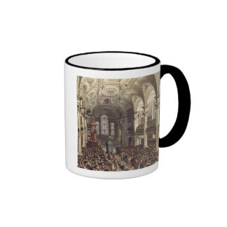 St Martins in the Fields, from 'Ackermann's Microc Ringer Coffee Mug