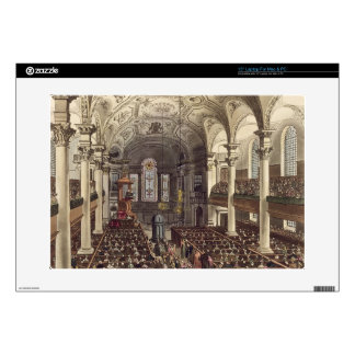 "St Martins in the Fields, from 'Ackermann's Microc Decals For 15"" Laptops"