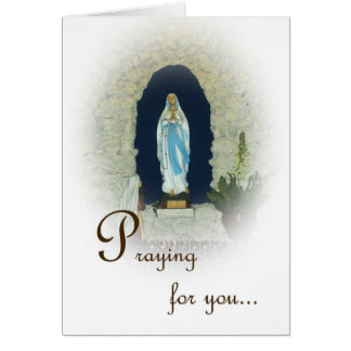 St. Mary Catholic Church - Sympathy Card