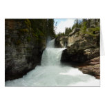 St. Mary Falls at Glacier National Park Card