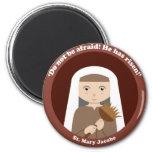 St Mary Jacobe Imán Para Frigorífico