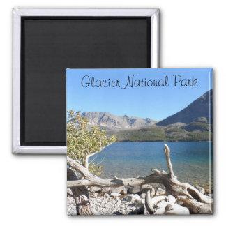 St Mary Lake- Glacier National Park Magnet