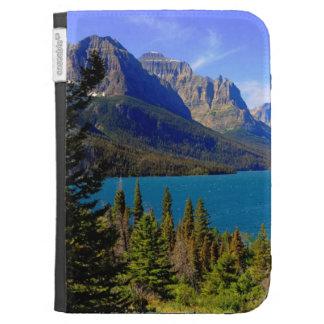 St. Mary Lake,  Glacier National Park,  Montana Kindle Cover