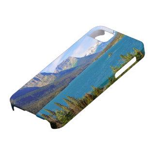 St. Mary Lake,  Glacier National Park,  Montana iPhone SE/5/5s Case