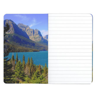 St. Mary Lake,  Glacier National Park,  Montana Journal