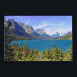 "St. Mary Lake,  Glacier National Park,  Montana Placemat<br><div class=""desc"">St. Mary Lake,   Glacier National Park,   Montana</div>"