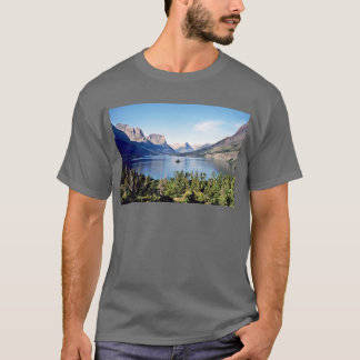 St. Mary Lake - Glacier National Park T-Shirt