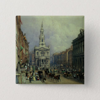 St. Mary le Strand, 1836 Button
