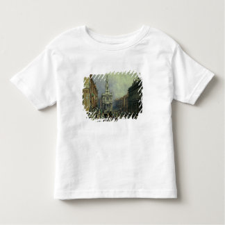 St. Mary le Strand, 1836 Toddler T-shirt