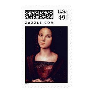 St Mary Magdalena de Perugino Pedro Franqueo