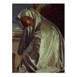St Mary Magdalena que se acerca al sepulcro Postales