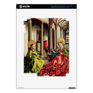 St Mary Magdalena y St. Catherine de Alexandría iPad 3 Pegatina Skin