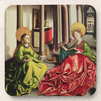St Mary Magdalena y St. Catherine de Alexandría Posavaso