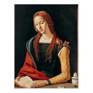 St. Mary Magdalene, 1500-10 Postcard