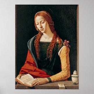 St. Mary Magdalene, 1500-10 Poster