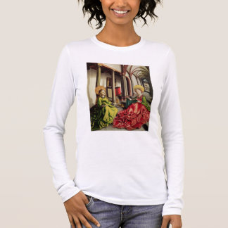 St. Mary Magdalene and St. Catherine of Alexandria Long Sleeve T-Shirt