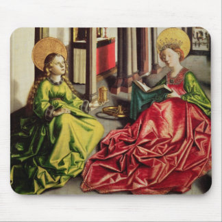 St. Mary Magdalene and St. Catherine of Alexandria Mouse Pad
