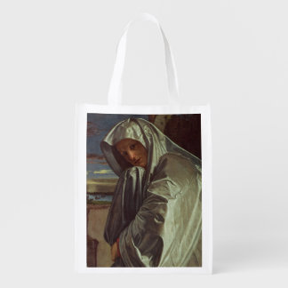St. Mary Magdalene Approaching the Sepulchre Reusable Grocery Bag
