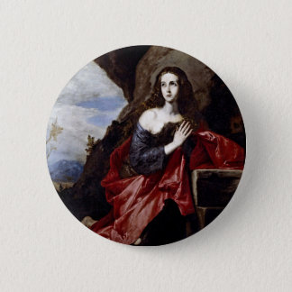 St. Mary Magdalene Button
