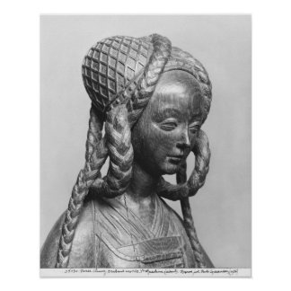 St. Mary Magdalene, c.1500 Poster