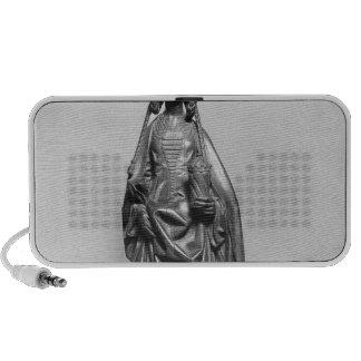 St. Mary Magdalene, c.1500 Notebook Speaker