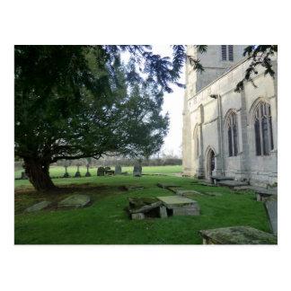 St Mary Magdalene Church, Battlefield, Shrewsbury Postcard