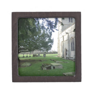 St Mary Magdalene Church, Battlefield, Shrewsbury Premium Keepsake Boxes