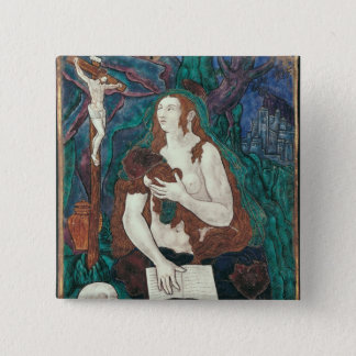 St. Mary Magdalene, Limousin Workshop Pinback Button