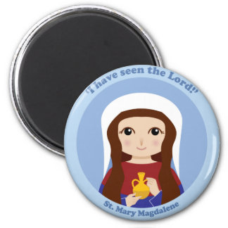 St. Mary Magdalene Magnet