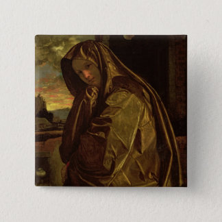 St. Mary Magdalene Pinback Button