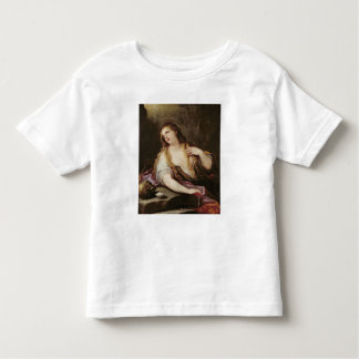 St. Mary Magdalene Renouncing the Vanities T-shirt