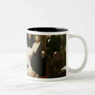 St. Mary Magdalene Two-Tone Coffee Mug