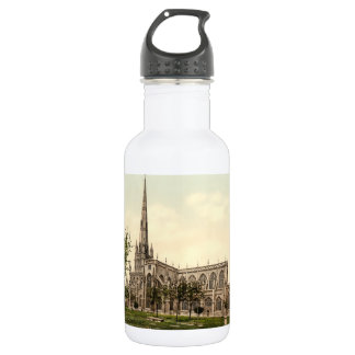 St Mary Redcliffe, Bristol, England Water Bottle
